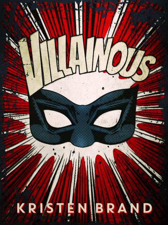 Villainous Cover