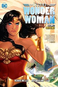 Legend of Wonder Woman Cover