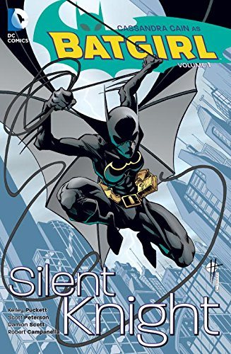 Cover of Batgirl Graphic Novel