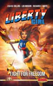 Liberty Girl Cover
