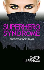 Superhero Syndrome Cover