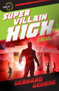 Supervillain High Cover