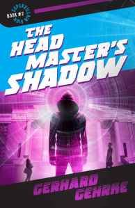 The Headmaster's Shadow Cover