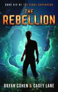 The Rebellion Cover