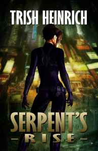 Serpent's Rise Cover