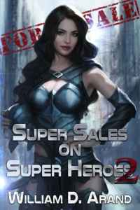 Super Sales on Super Heroes Cover