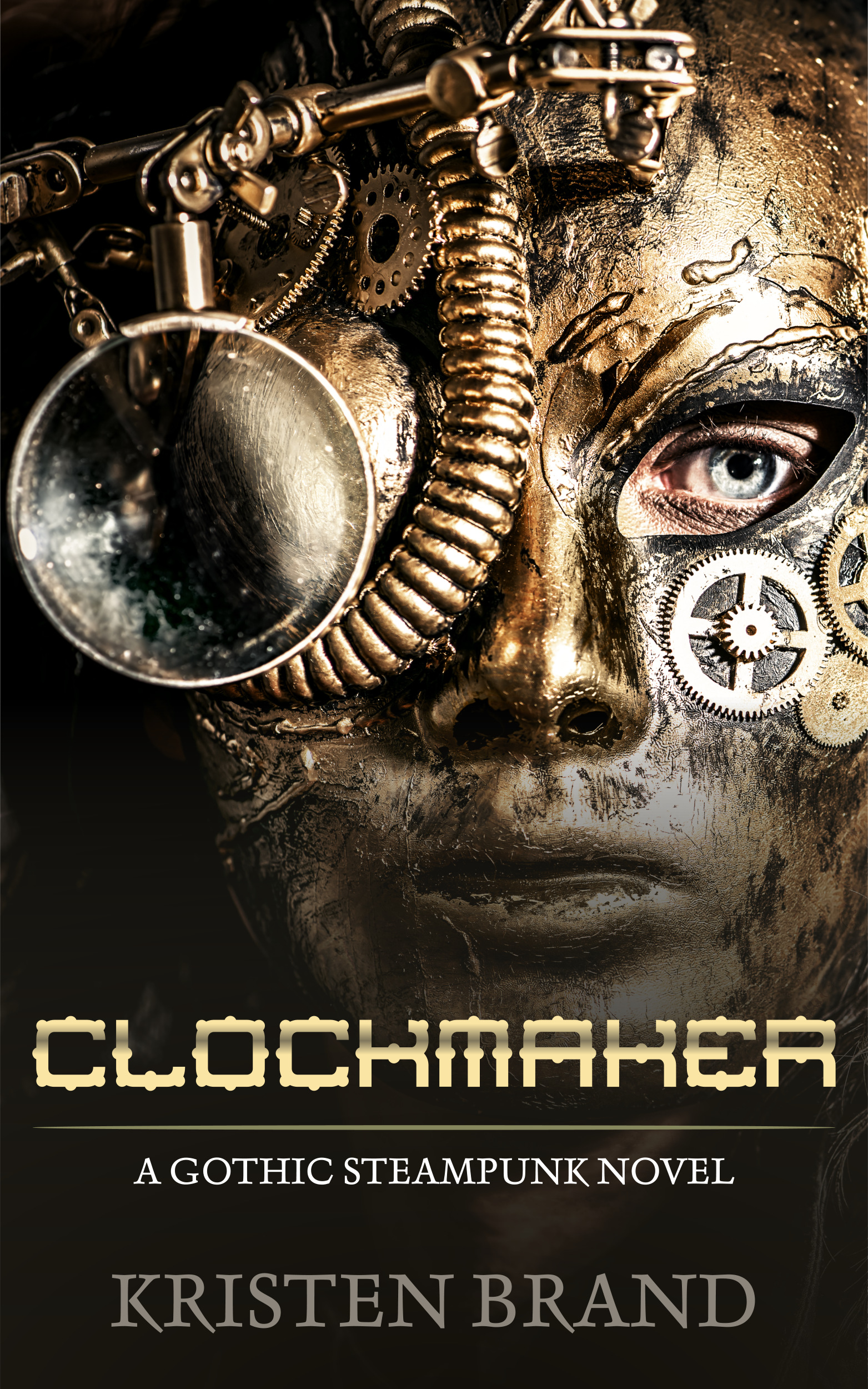 Clockmaker Cover