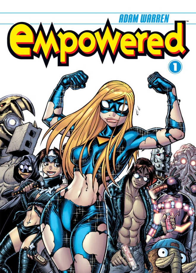 Empowered Cover