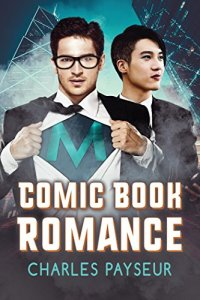 Comic Book Romance Cover