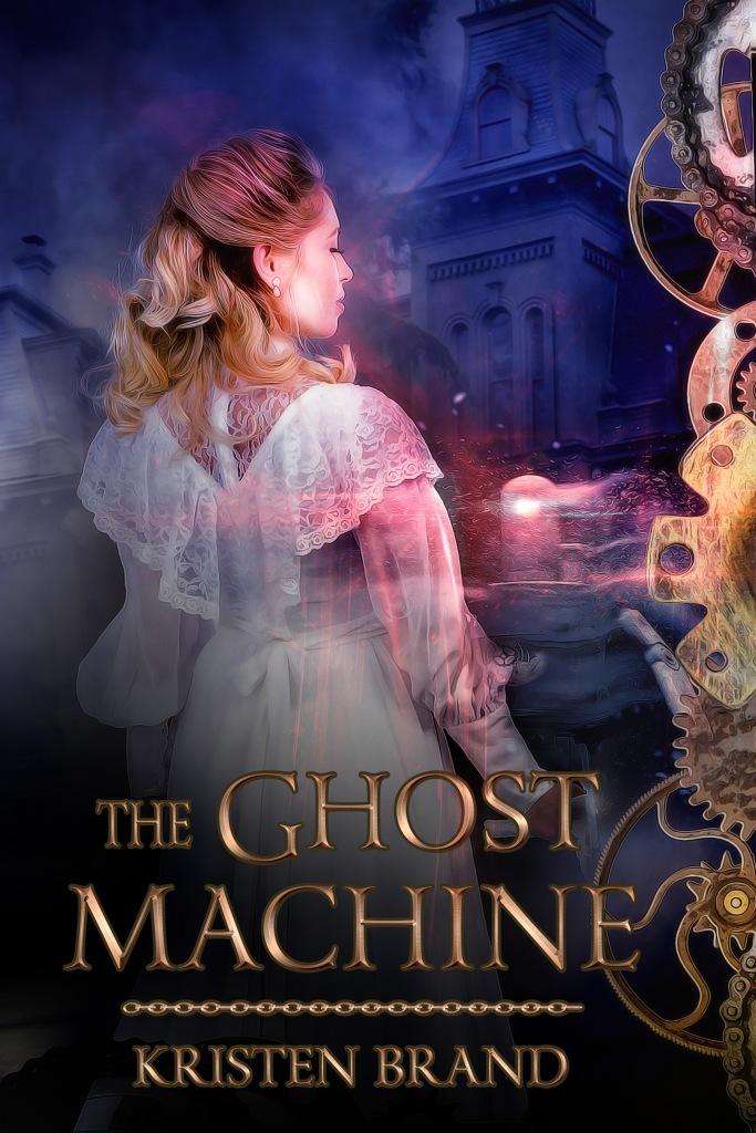 Ghost Machine Cover