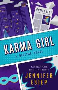 Karma Girl Cover