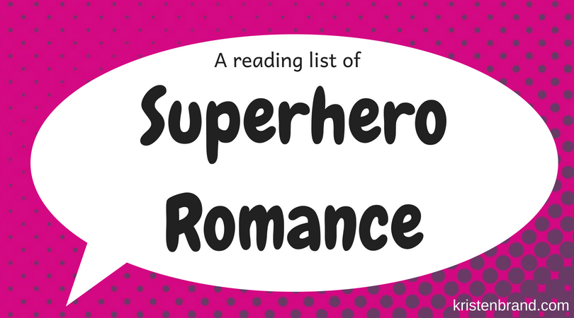 A Reading List of Superhero Romance