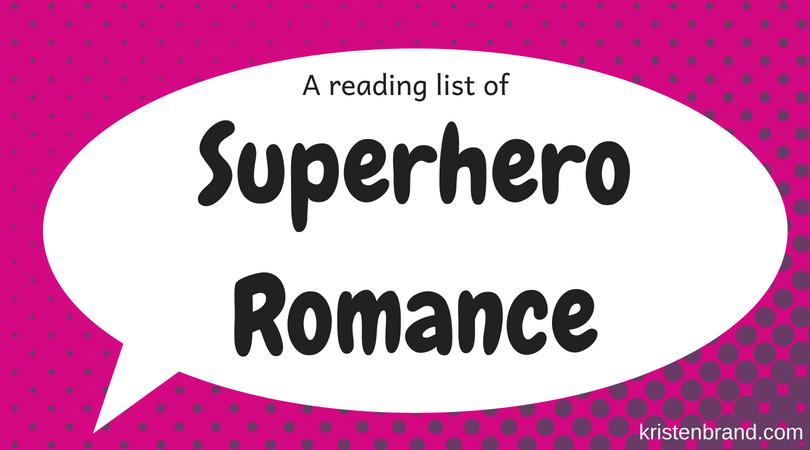 A Reading List of SuperheroRomance