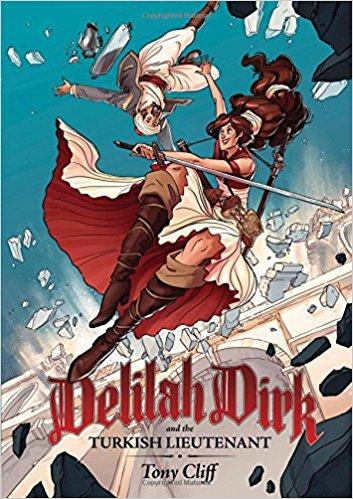 Delilah Dirk Cover
