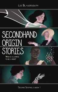 Secondhand Origin Stories Cover