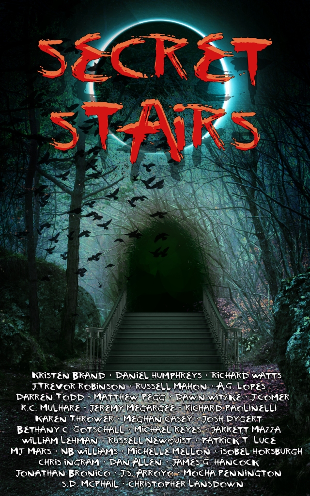 Secret Stairs Cover