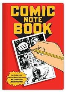 Comic Bokk Notebook