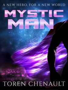 Mystic Man Cover