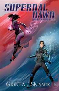 Supernal Dawn Cover