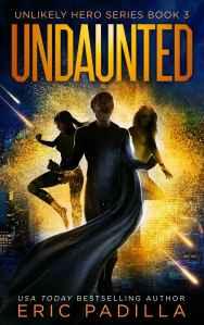 Undaunted Cover
