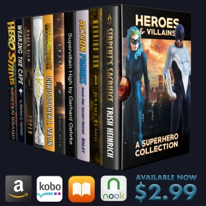 Heroes and Villains Boxed set