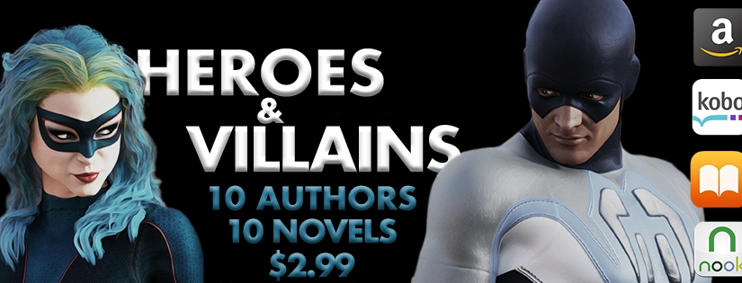 Announcing the Heroes & Villains Boxed Set