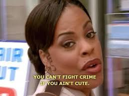 Fight Crime Quote