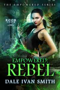 Empowered Rebel Cover