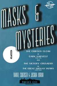 Masks & Mysteries Cover