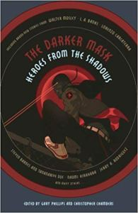 The Darker Mask Cover