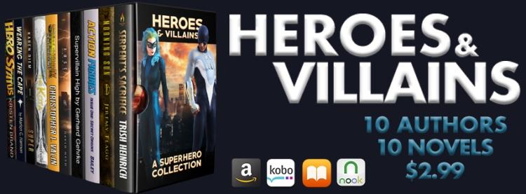 Heroes & Villains Boxed Set