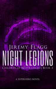 Night Legions Cover