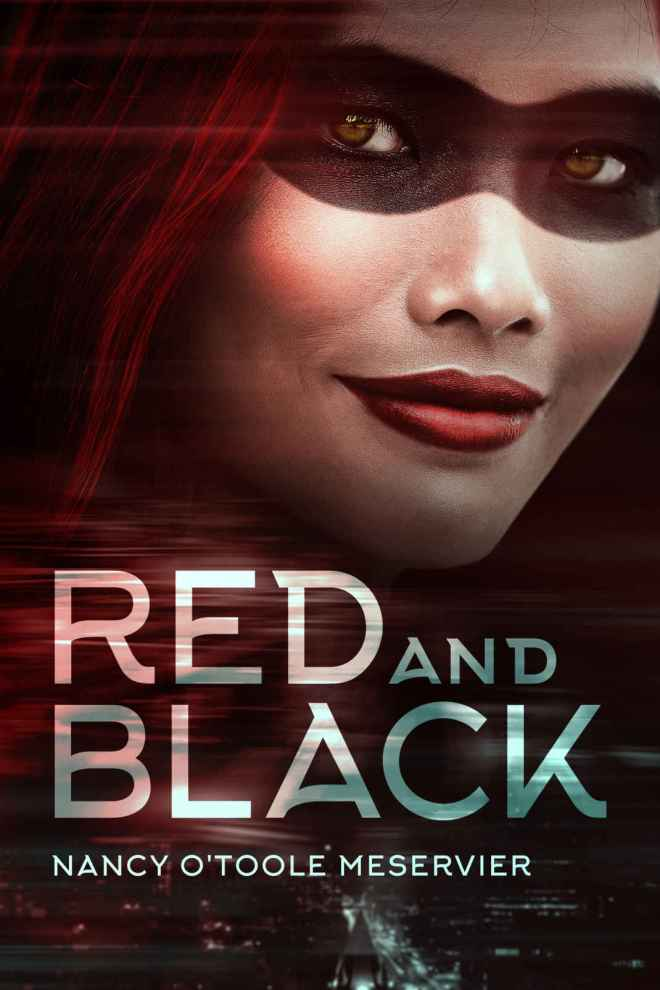 Red and Black Cover