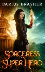 Sorceress superhero