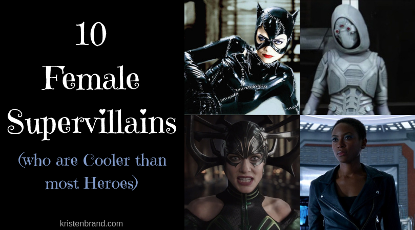 10 Female Supervillains (who are Cooler than most Heroes)