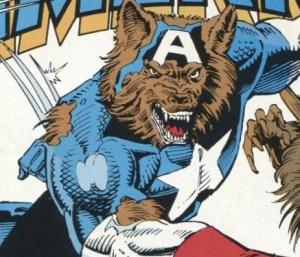 Werewolf Captain America