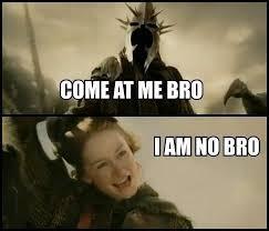 Eowyn Meme