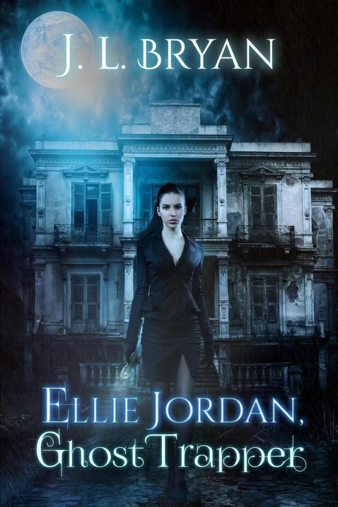 Ellie Jordan Ghost Trapper Cover