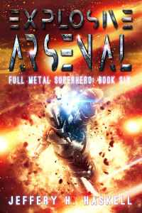 Explosive Arsenal Cover