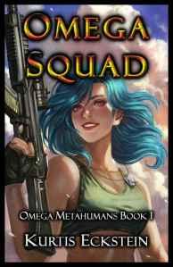 Omega Squad Cover
