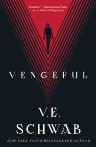 Vengeful Cover
