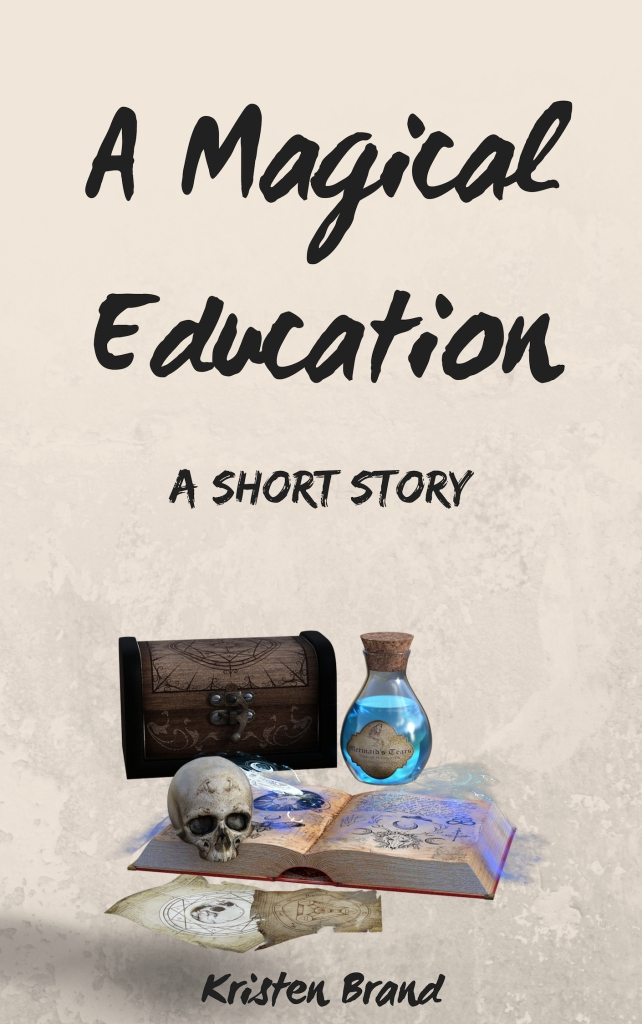 A Magical Education Cover