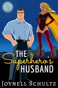 The Superhero's Husband Cover