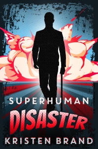 Superhuman Disaster Cover