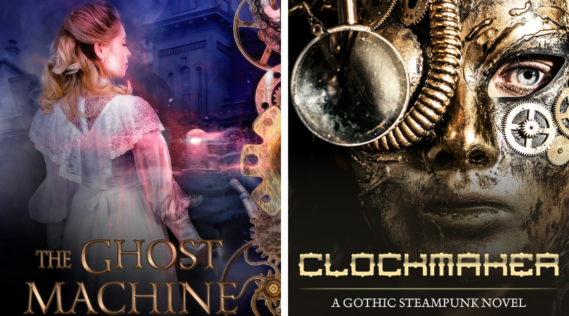 Gothic Steampunk Covers