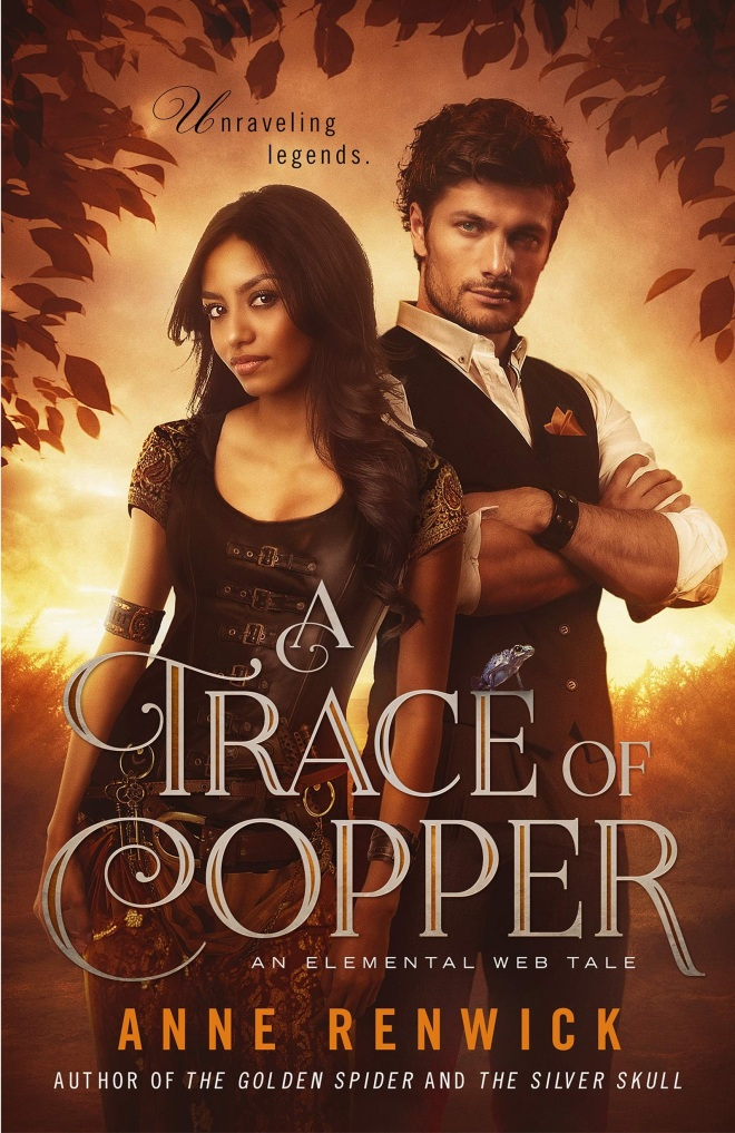 A Trace of Copper Cover
