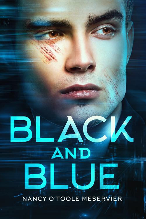 Black and Blue Cover