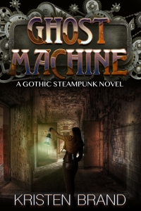 The Ghost Machine Cover