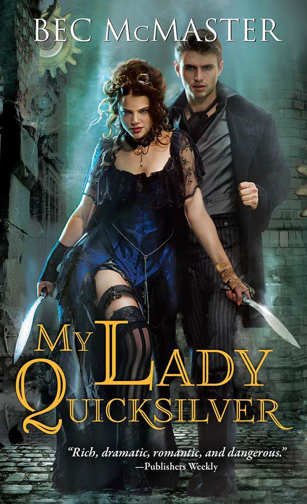 My Lady Quicksilver Cover