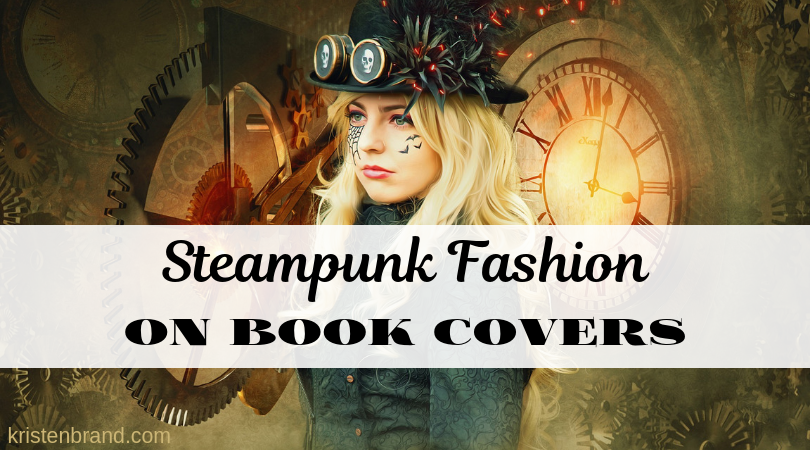 Steampunk Fashion on Book Covers